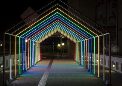 Rainbow Bright Bridge